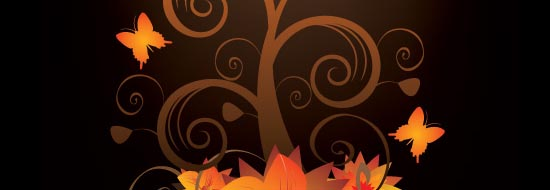 Free Download Night Blooming Vector Graphic