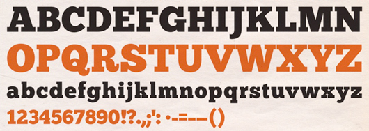 chunk - 70 Remarkable High Quality Free Fonts for Graphic Designers