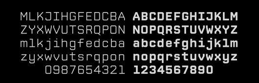 cp mono - 70 Remarkable High Quality Free Fonts for Graphic Designers
