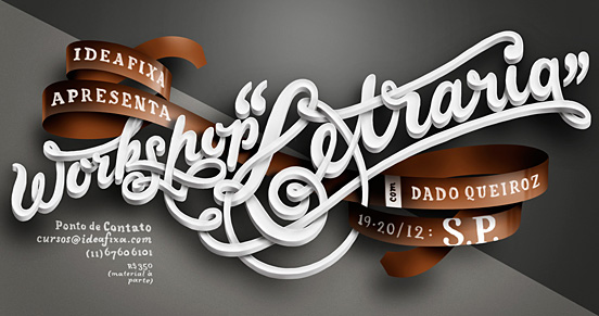 25+ Creative Font Style for Design Inspiration