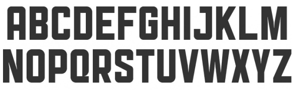 20 Beautiful Fonts for Big and Effective Headlines - PublicGothic