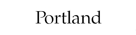 portland - 70 Remarkable High Quality Free Fonts for Graphic Designers