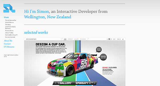 65+ Creative Single Page Website Designs for Inspiration