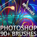 Post thumbnail of Download 90+ Free Photoshop Brushes for Designers
