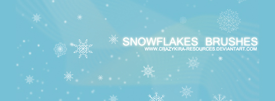 Snowflakes_Brushes