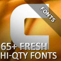Post Thumbnail of 65+ Fresh High-Quality Free Fonts for Professional Designers