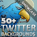 Post Thumbnail of Twitter Backgrounds - 50+ Professionally Creative Twitter Backgrounds