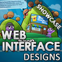 Post thumbnail of 30+ Amazing Web Design Interface From deviantArt in November 2010