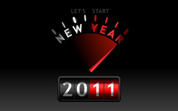New Year Wallpapers 2011 | Colorful New Year Wallpapers | Happy New Year Wallpapers