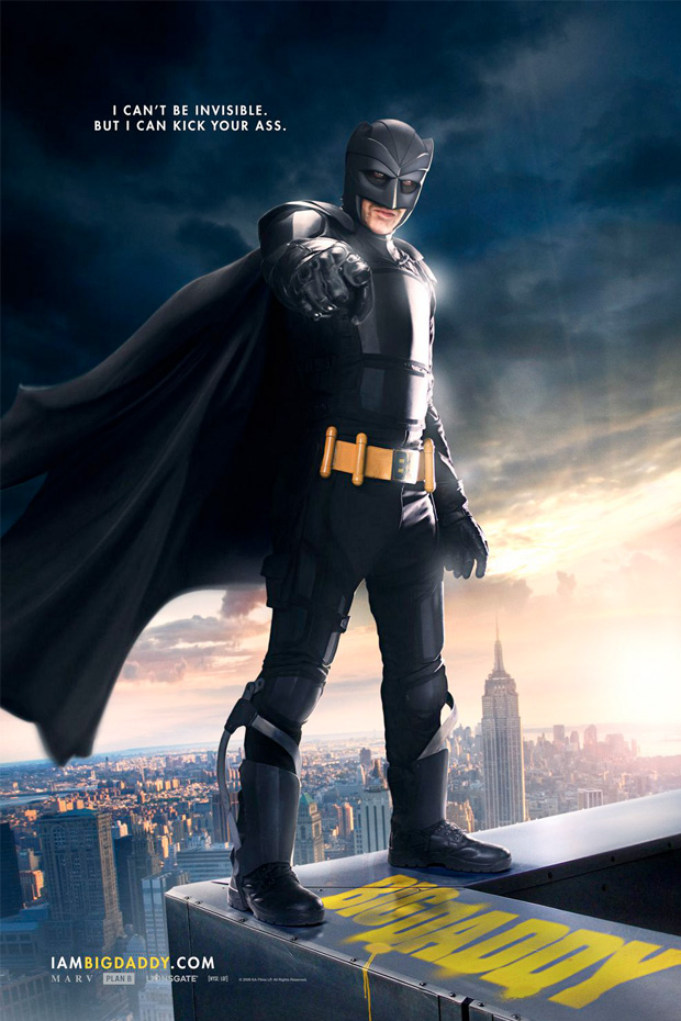 Kick-Ass - 50+ Best Movie Posters of 2010 and 2011 - Movies Poster Showcase