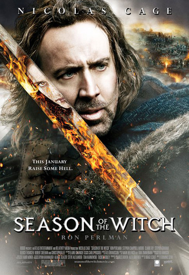 Season-of-the-Witch - 50+ Best Movie Posters of 2010 and 2011 - Movies Poster Showcase