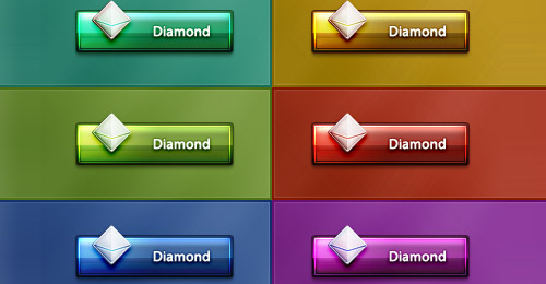 Download Free PSD Buttons