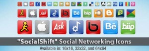 free download social networking icons