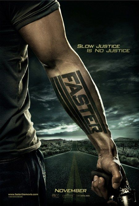 Faster - 50+ Best Movie Posters of 2010 and 2011 - Movies Poster Showcase