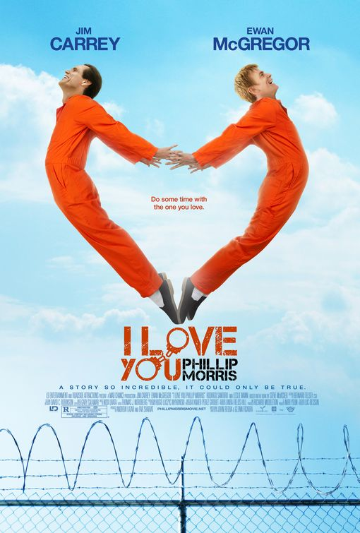 I Love You Phillip Morris - 50+ Best Movie Posters of 2010 and 2011 - Movies Poster Showcase