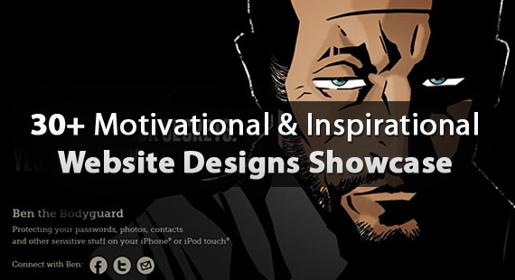 Inspiring Websites: 60+ Motivational and Inspirational Websites Showcase