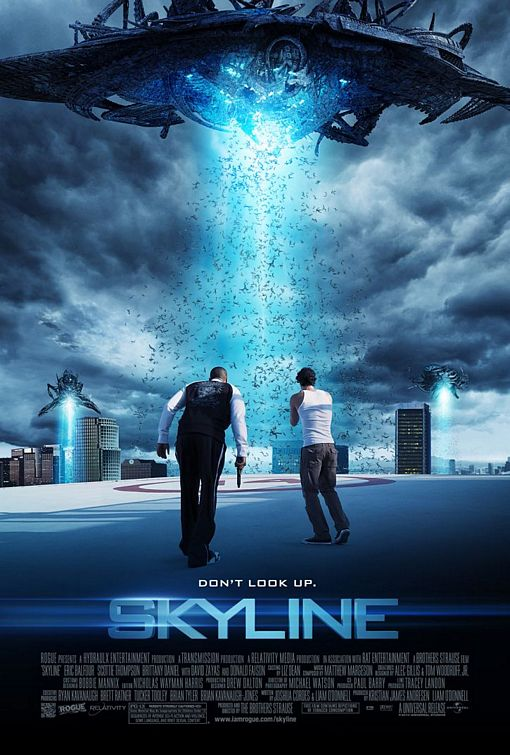 Skyline - 50+ Best Movie Posters of 2010 and 2011 - Movies Poster Showcase