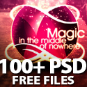 Post thumbnail of Free PSD Files: 100+ Ultimate Collection of High Quality Free PSD Files