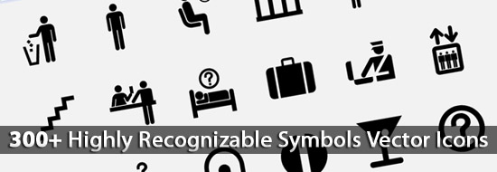 Highly Recognizable Symbols Vector Icons – NounProject