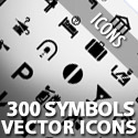 Post Thumbnail of Highly Recognizable Symbols Vector Icons – NounProject