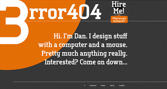 Single Page Websites: 90+ Fresh and Creative Single Page Website Designs