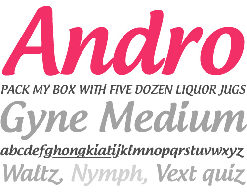 Free Fonts: 25+ Latest Free Fonts For Your Next Designs