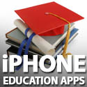 Post Thumbnail of iPhone Apps: 25 Free Educational iPhone Apps