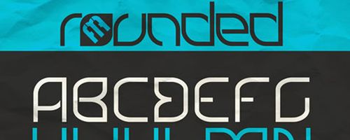 Rounded Free Font