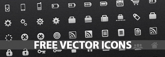 Post thumbnail of 99+ Free Vector Icons For Mobile Apps, Web and Print Projects