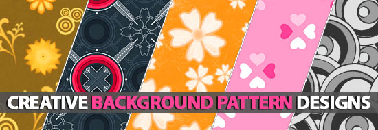 Post image of Background Pattern Designs: 50+ Creative Pattern Designs
