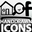 Post Thumbnail of Perfect Pixels Free Hand-Drawn Icon Set