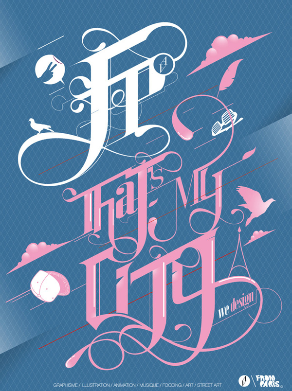 Typography Designs With Great Messages