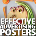 Post Thumbnail of Advertising Posters: Most Effective Poster Design Inspirations