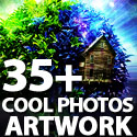 Post thumbnail of 35+ Colorful Cool Photos and Artwork #2