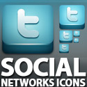 Post Thumbnail of High-Qty Top 300 Social Networks Icons