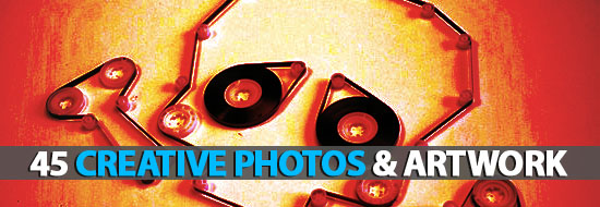 Post image of 45 Creative Photos & Artwork For Inspiration
