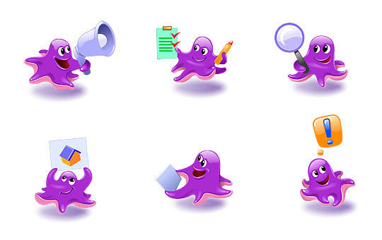 octopus-icons