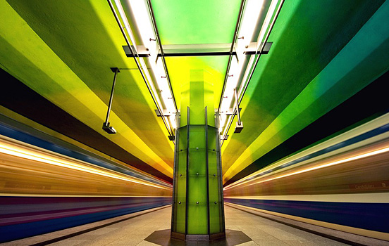 Colorful Photos and Artwork