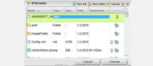 jquery-file-browser-php-plugin