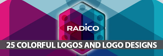 25 Colorful Logos and Logo Designs