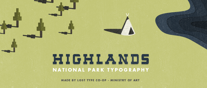 Free Fonts: 20 Fresh Fonts For Designers