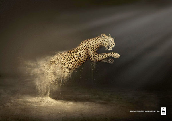 Print Ads: 25 Extremely Creative Advertising Posters