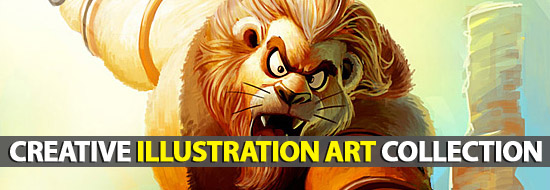 Creative Illustration Art Collection