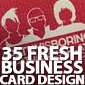 Post Thumbnail of 35 Fresh Business Card