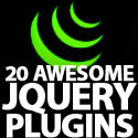Post Thumbnail of 20 Awesome jQuery Plugins