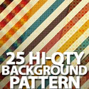 Post thumbnail of 25 High-Qty Background Patterns For Websites