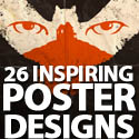 Post Thumbnail of 26 Graphically Inspiring Poster Designs