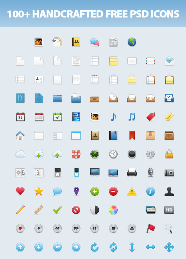 100-free-psd-icons-large