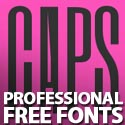 Post thumbnail of Free Fonts: 50 Professional Fonts For Designers