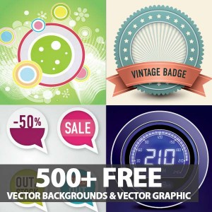 500+ Vector Backgrounds and Vector Graphics